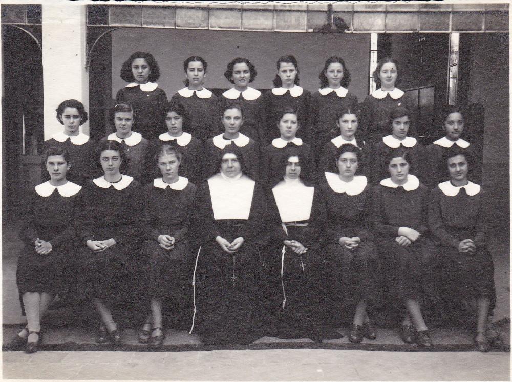 Collegio san Francisco de Asis a Rosario (AR) 1951 3