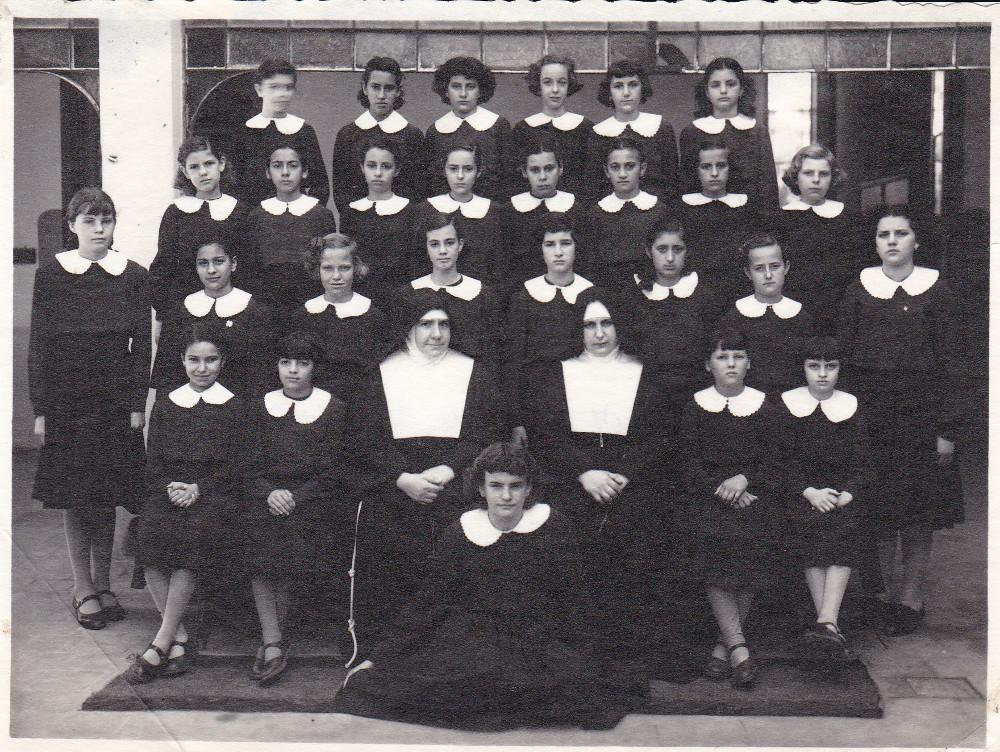 Collegio san Francisco de Asis a Rosario (AR) 1951 6