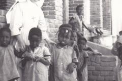 La missione in terra africana