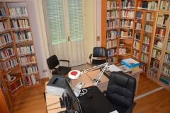 La biblioteca della Curia generale