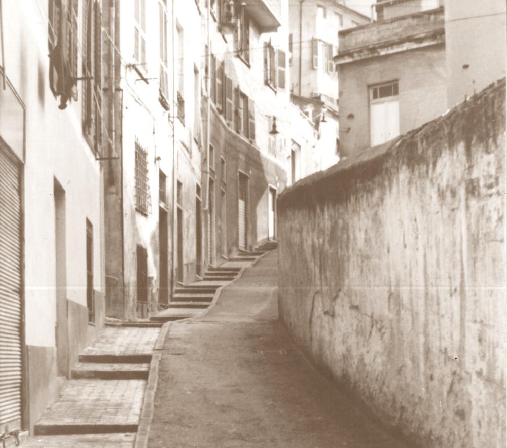 Genova Salita rondinella -foto