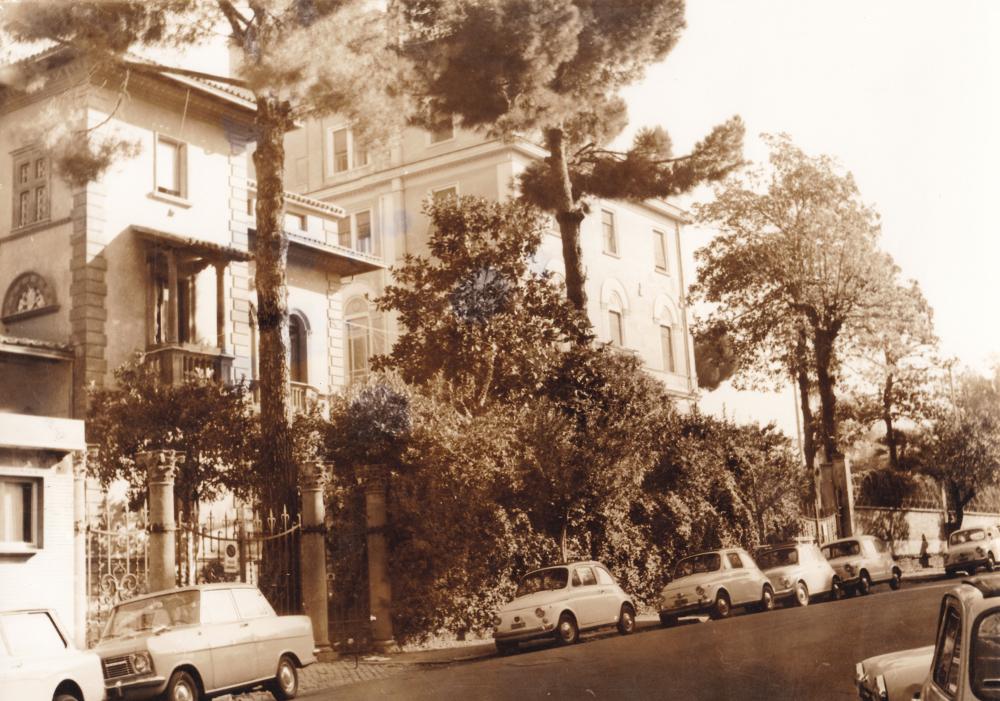 Roma Via U. Aldovrandi foto 4