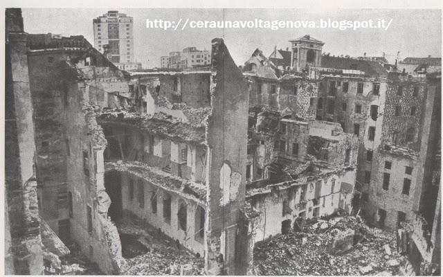 3 Foto bombardamento del Pammatone Ge