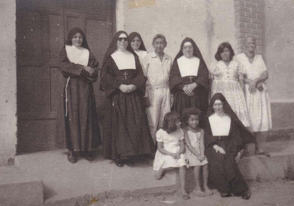 Barra do Corda. Visita di Madre Luciana Bombelli (1964)