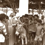 Barra do Corda. Gruppo di piccoli indios (1975)