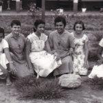 Barra do Corda. Il gruppo delle Novizie ed Aspiranti (1981)