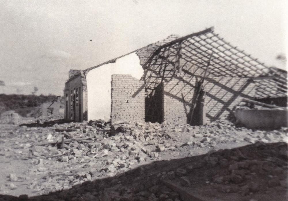 Alto Alegre 1981. La distruzione