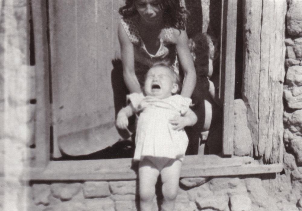 Alto Alegre 1981. Prima di lasciare Alto Alegre