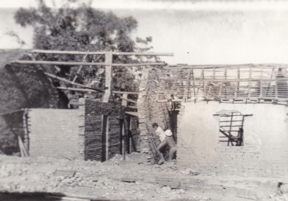 Alto Alegre 1981. Si abbattono muri