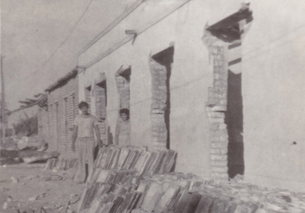 Alto Alegre 1981. Le ultime cose prima di partire