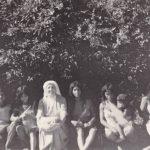 Alto Alegre 1981. Sr. Teresa e alcune donne profughe