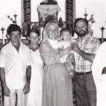 Alto Alegre 1981. Sr. Teresa per l'ultimo Battesimo
