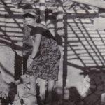 Alto Alegre 1981. Una donna tra le macerie