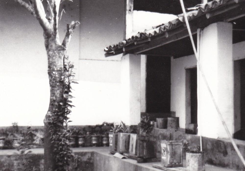La casa della missione di A.A. 1975