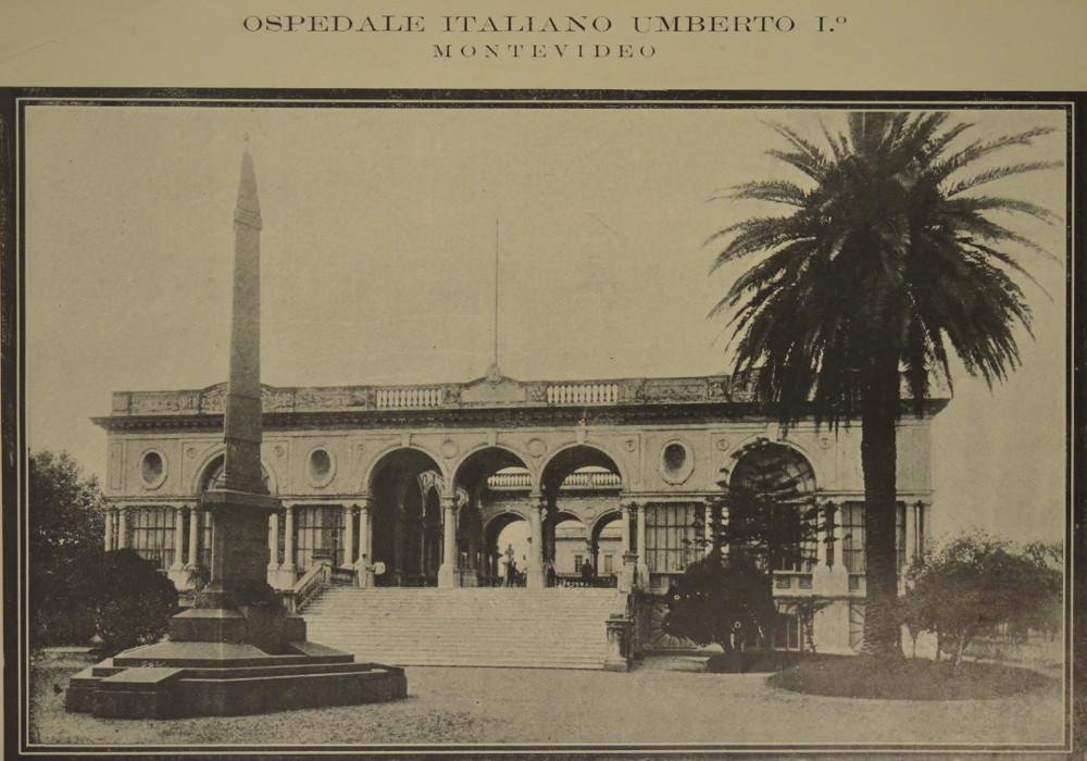 L'Ospedale Italiano di Montevideo nel primo '900