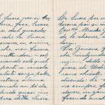 Memorie di guerra di sr. M. Leopolda Cadenasso