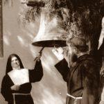 Saganeiti. La campana della missione