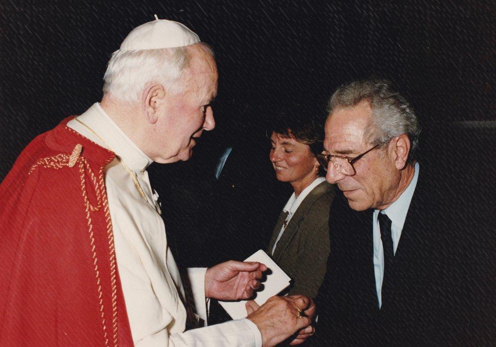 Il miracolato sig. Giovan Battista Bottino