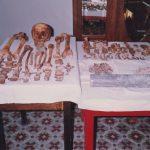 Montevideo 1993. I sacri resti sono fatti asciugare