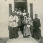 Patagonia. Il primo Battesimo celebrato dai missionari a El Bolson