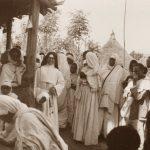 Harrar. Giorno di festa nella Cappella della missione 1941