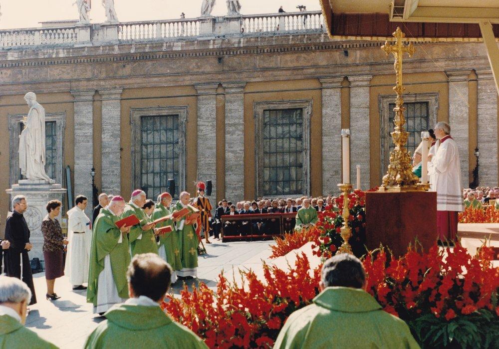 I vescovi chiedono al Papa che si proceda con la beatificazione