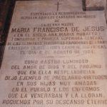 Montevideo 1993. Lapide