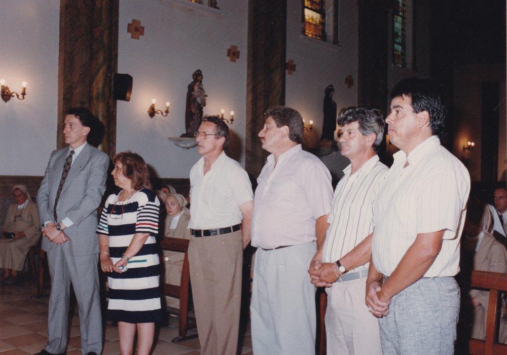 Montevideo 1993. Giuramento dei medici e degli operai