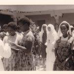 Saganeiti 1965. Le prime vestizioni