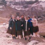 Ticlio giugno 1994. Il gruppo dei missionari