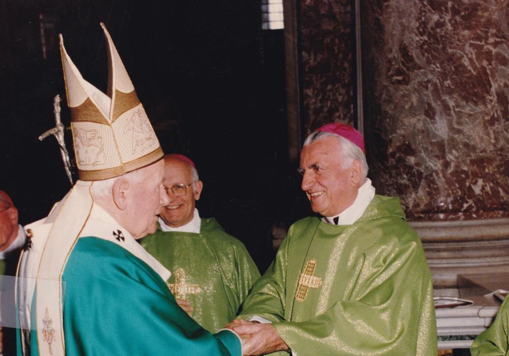 Mons. Josè Gottardi arcivescovo di Montevideo