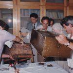 Montevideo 1993. Operazioni di apertura