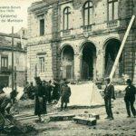 Foto terremoto di Messina