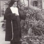Sr. Coletta il giorno del 70° anniversario di vita religiosa