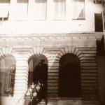 Facciata della sede dell'Istituto in Via M. Rubatto