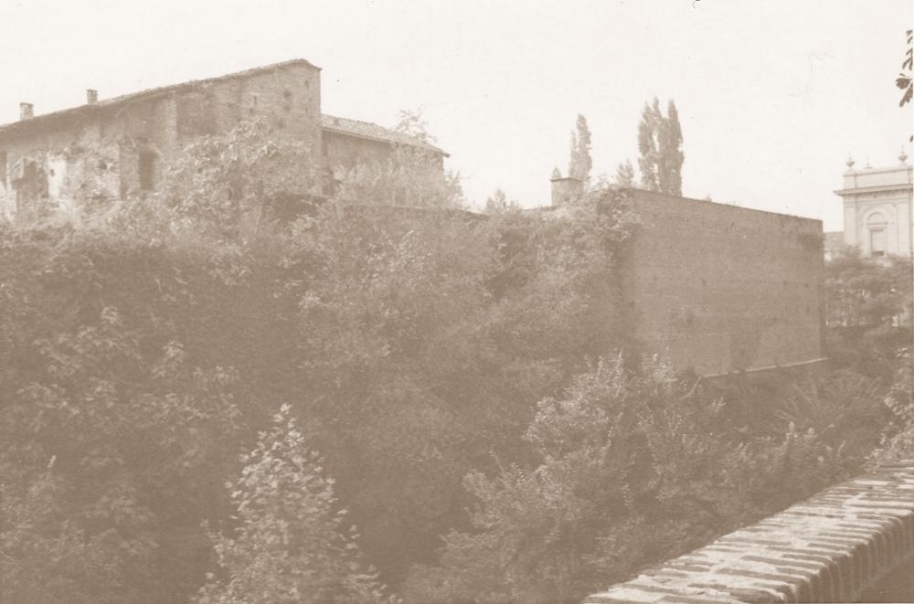 Il Castello - carcere di Novara sito