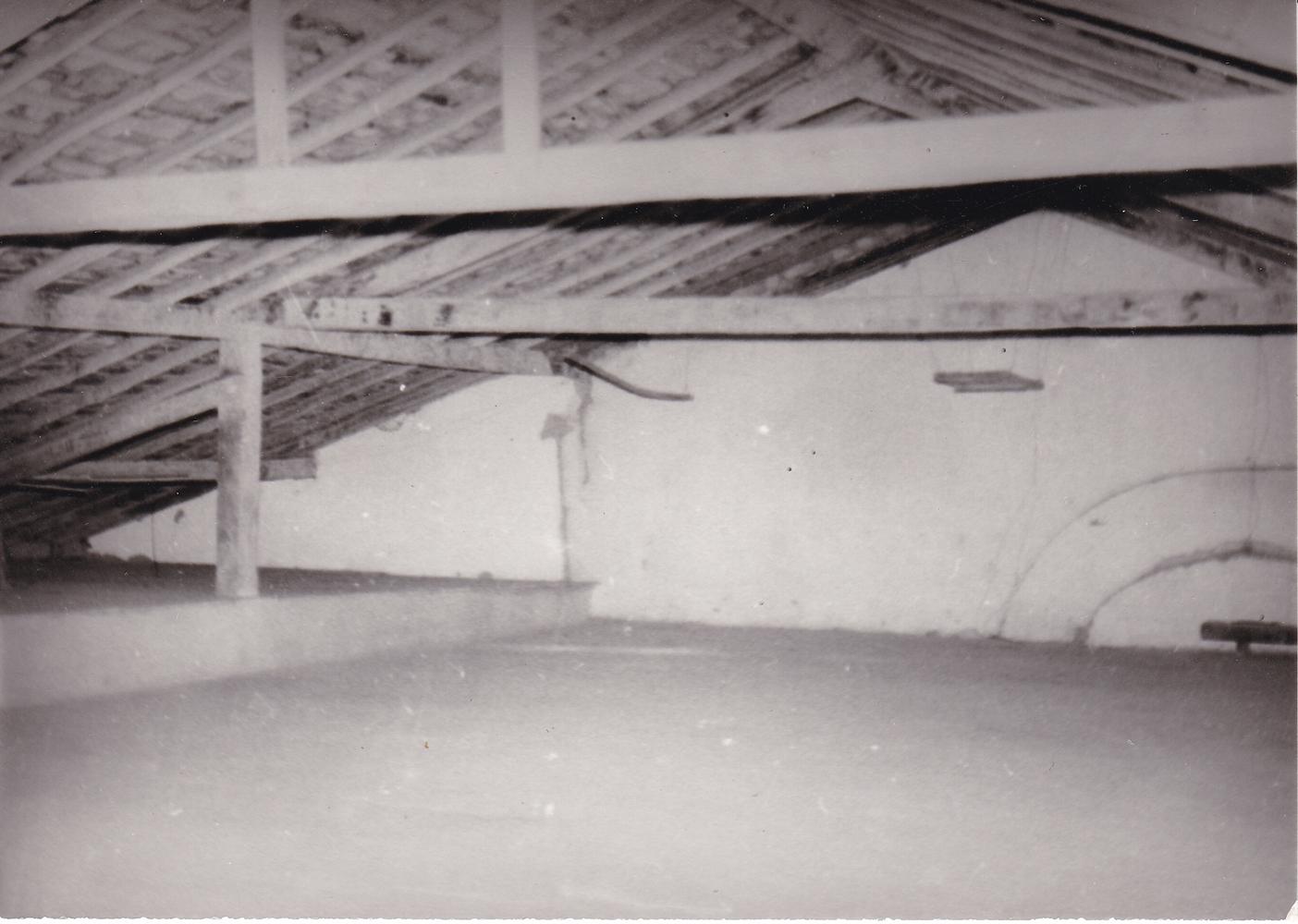 Casa delle Suore (part.) il dormitorio delle bambine