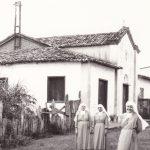 La chiesetta della missione, dove ebbe inizio il massacro