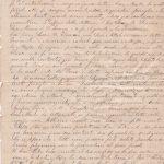 Lettera del 21 maggio 1900 3^ parte