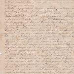 Lettera del 26 giugno 1900 2^ parte