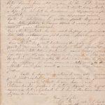 Lettera del 26 giugno 1900 3^ parte