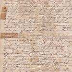 Lettera del 28 febbraio 1900 2^ parte