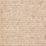 Lettera ai genitori del 27.07.1900 2^ parte