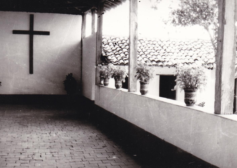 Casa delle Suore (part.) il soggiorno aperto
