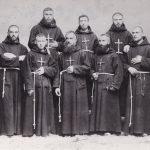 Gruppo dei Cappuccini liguri missionari partiti per l'Uruguay il 31 maggio 1891