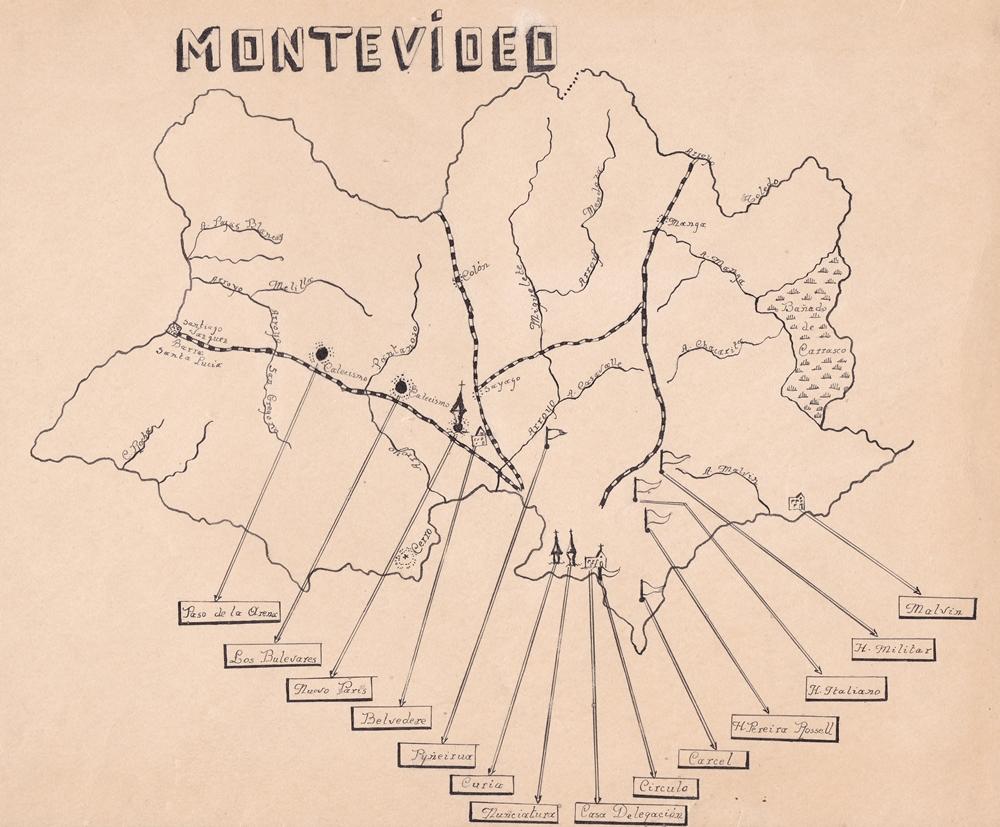 Case di Montevideo