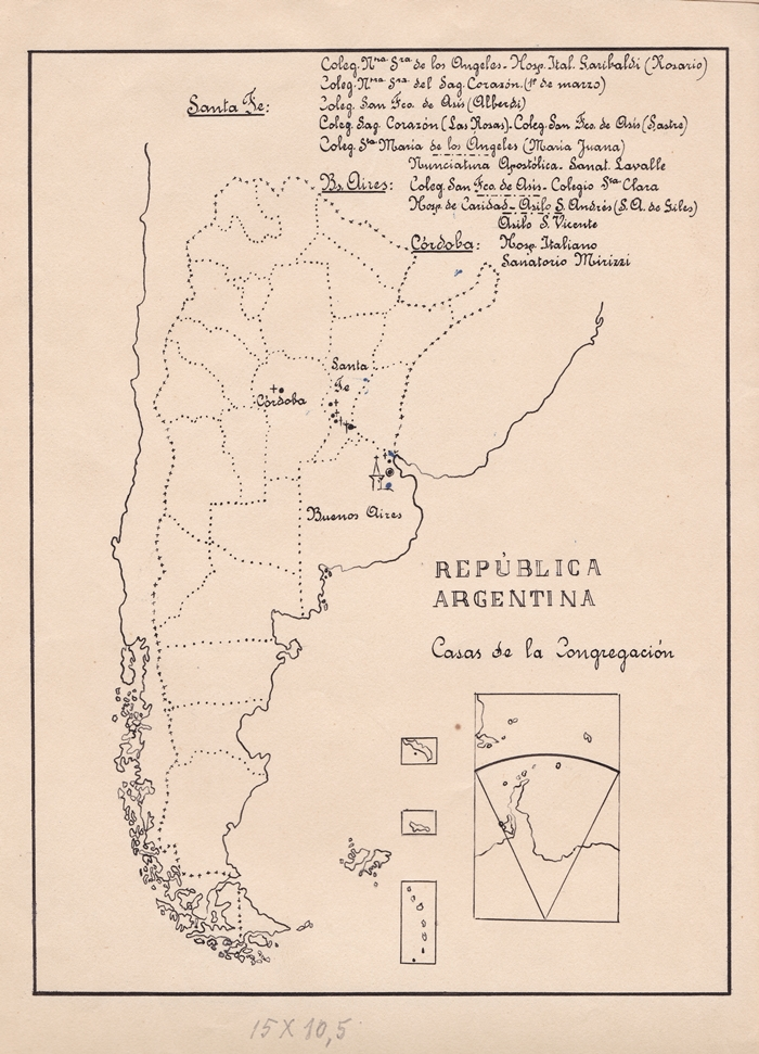 Fondazioni Argentina