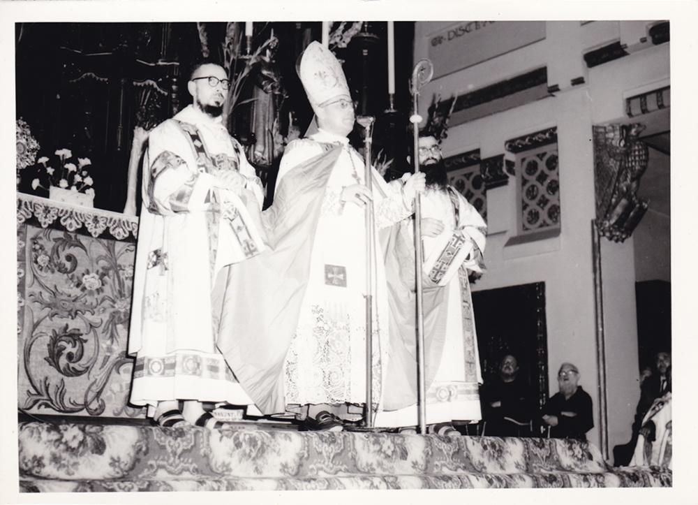 Milano, 2 agosto 1964 Celebrazione del Mandato missionario