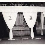 2 agosto 1964. Ingresso Chiesa dei Cappuccini di Milano