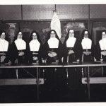 Congedo delle Missionarie - 22 agosto 1964